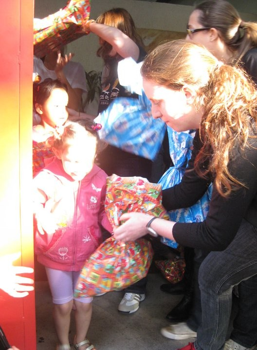 Festa do dia das crianças aldeia SOS